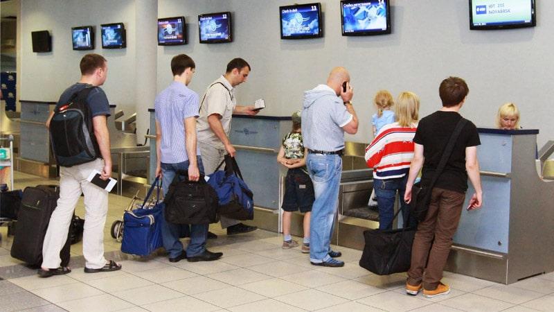 Основные правила перевозки багажа в самолете