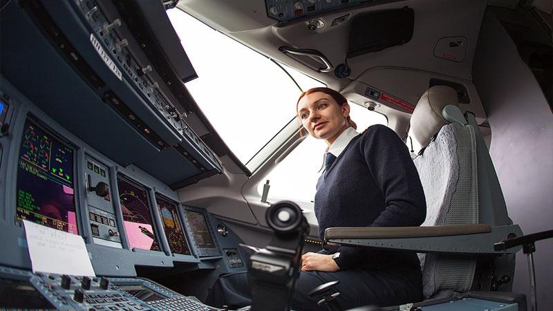 Все системы самолета многократно дублируются