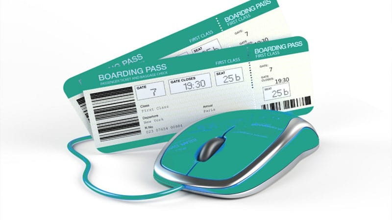 Как проще всего забронировать места в самолете через интернет