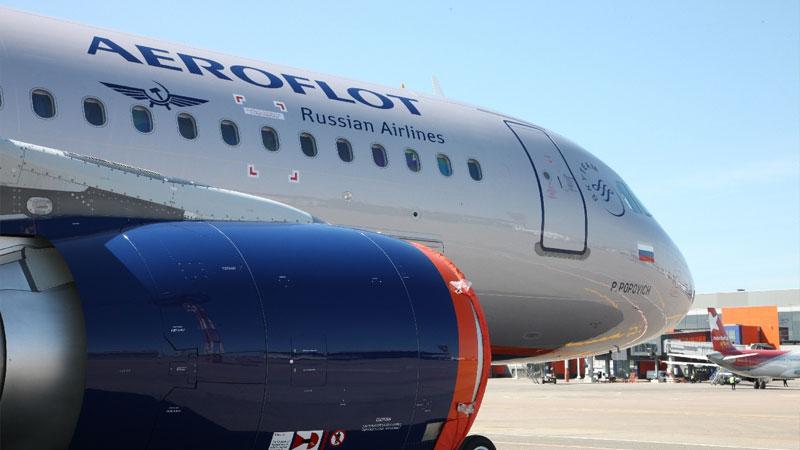 Аэрофлот - самая надежная авиакомпания, летающая в Крым