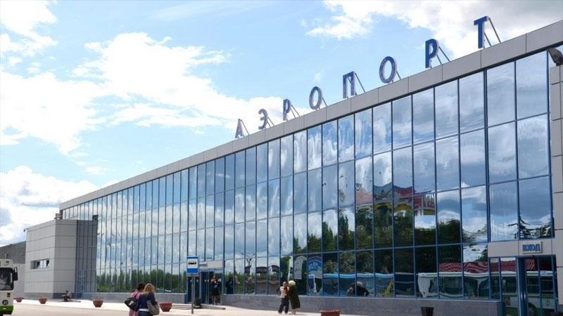 Севастопольский аэропорт в Крыму