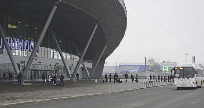 как доехать до аэропорта Курумоч из Самары