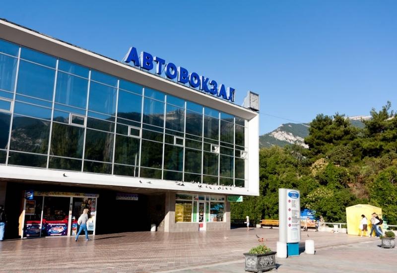 как добраться до Алупки из аэропорта Симферополя