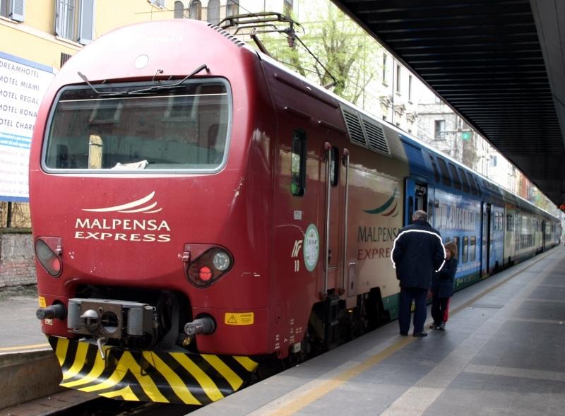 поезд мальпенса экспресс