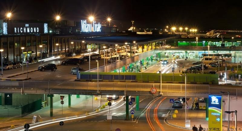 как добраться из аэропорта Милана до центрального вокзала