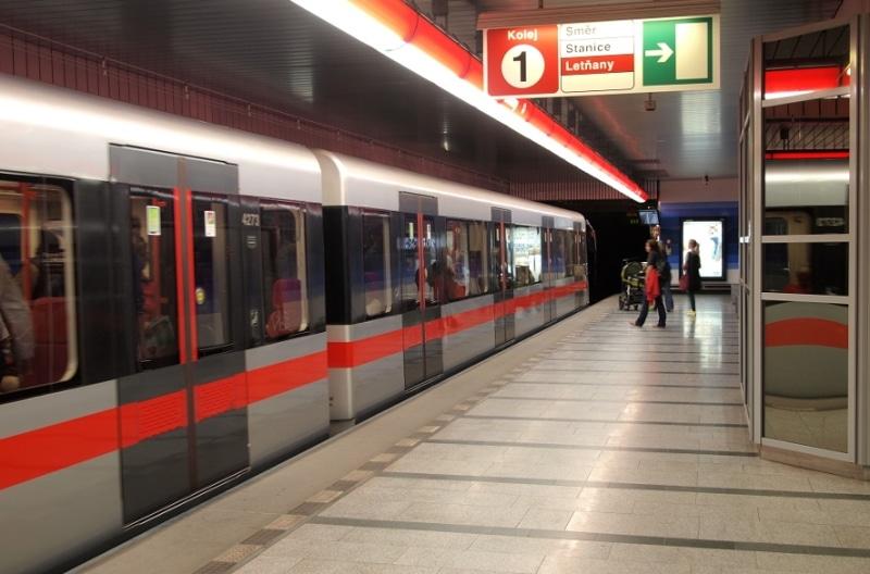 доехать из аэропорта Праги до центра