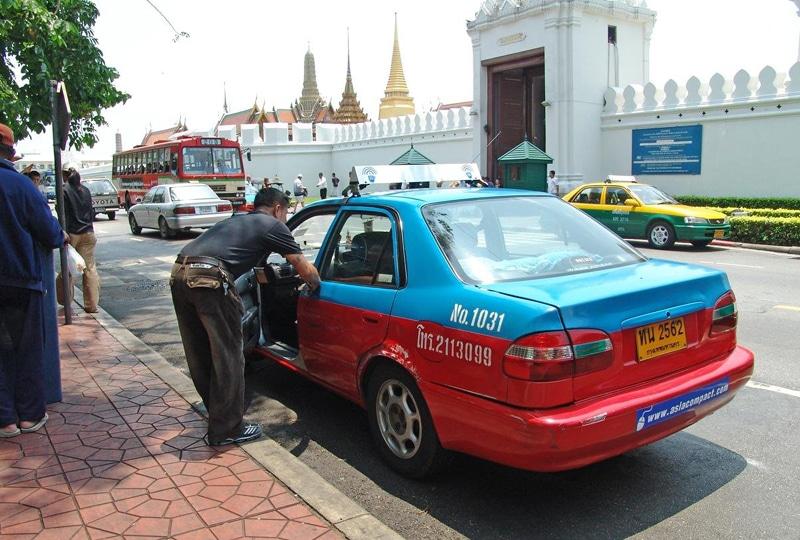 как доехать из аэропорта Бангкока в Паттайю