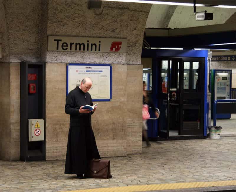 как доехать из аэропорта Рима до центра города