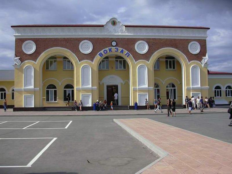 как добраться до Евпатории из аэропорта Симферополя