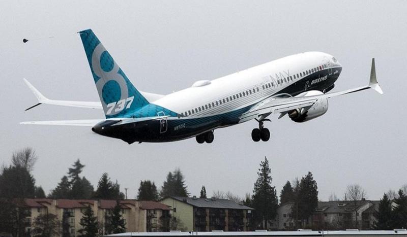 расход топлива Боинг 737
