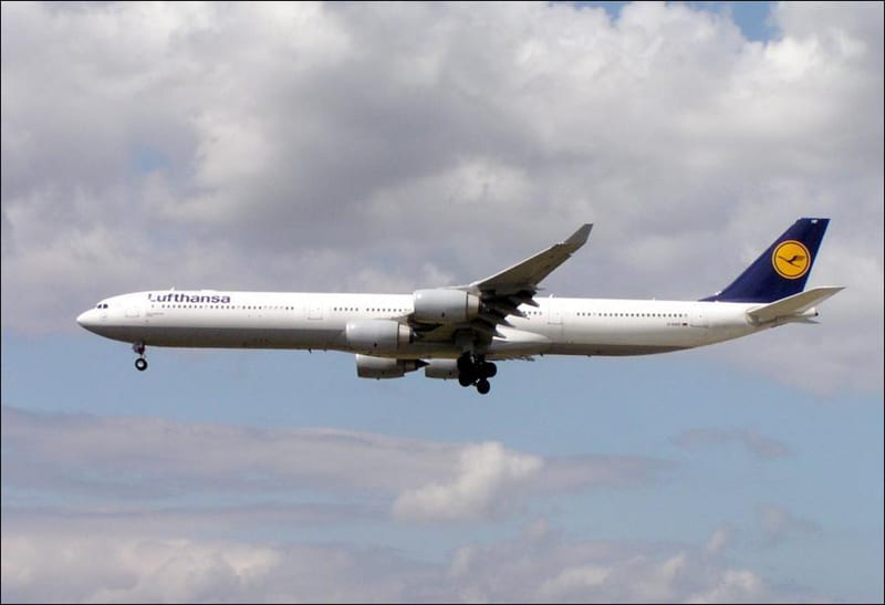 Статистика безопасных самолетов Airbus A340