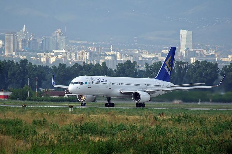 Статистика безопасных самолетов Boeing 757