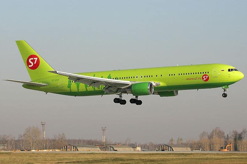Boeing 767-300ER авиакомпании United Airlines
