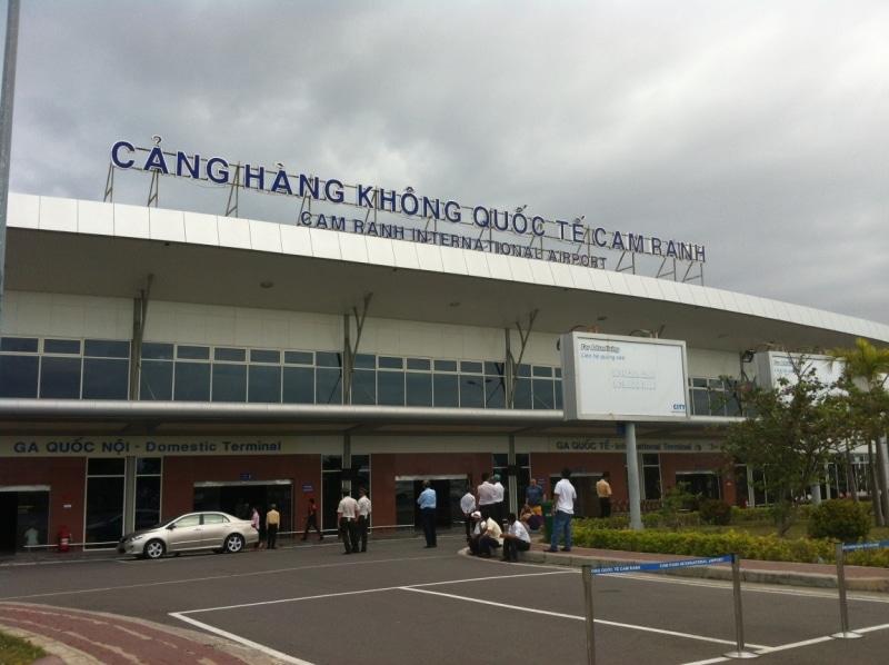 аэропорт Нячанге Вьетнам