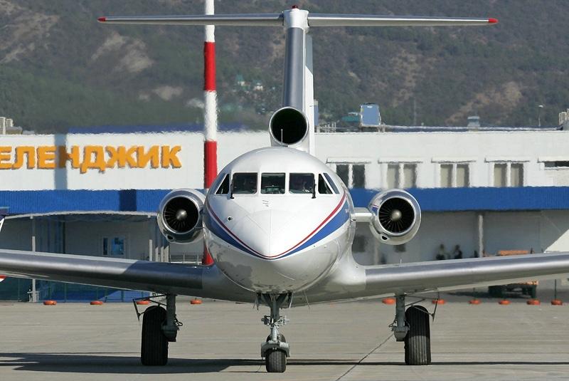Как добраться до Геленджика из Москвы на самолете