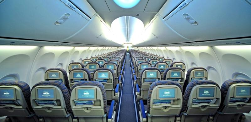 где в самолете лучше сидеть