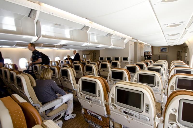 Cамый большой пассажирский самолет в мире