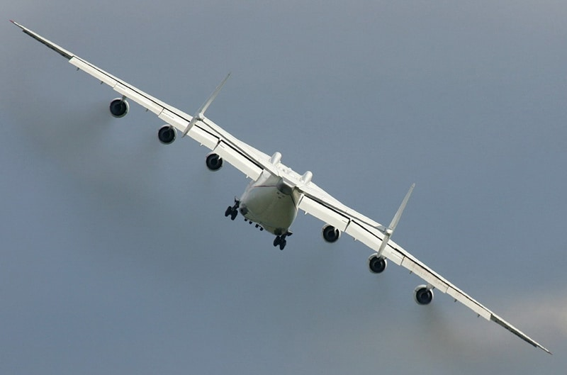 Cамые большие в мире самолеты