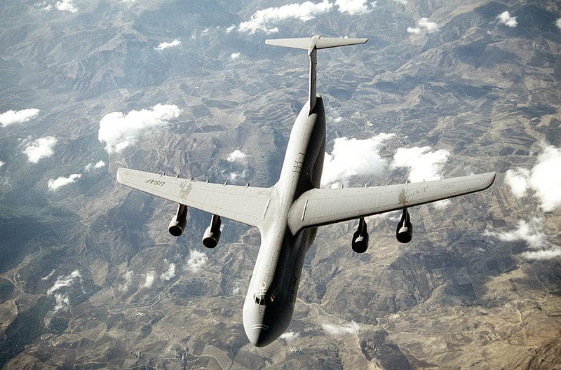 военно-транспортный самолёт C-5 Galaxy