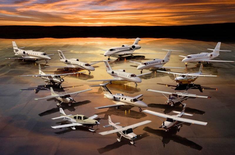виды самолетов
