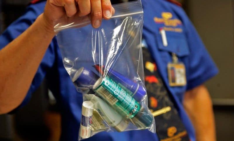 Что можно брать в багаж в самолет