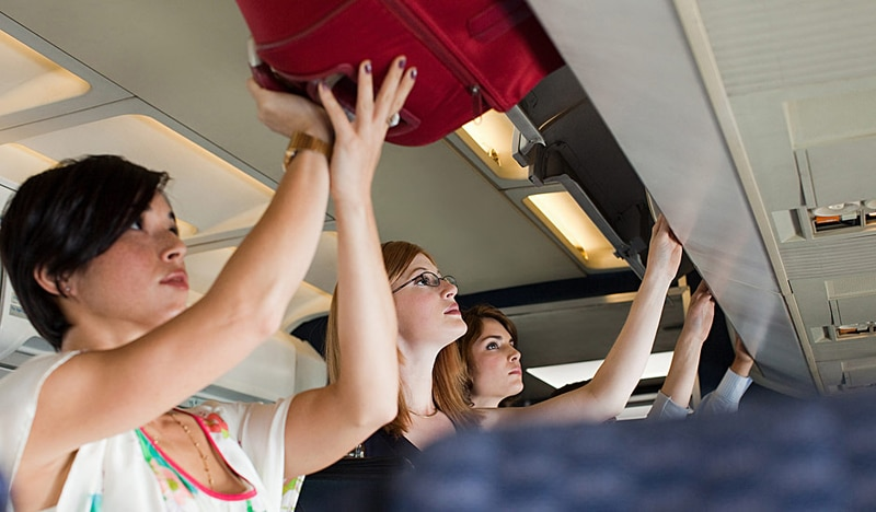 Что нельзя провозить в ручной клади в самолете