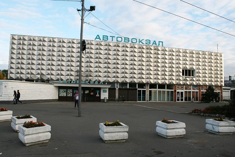 Автовокзал в Калининграде