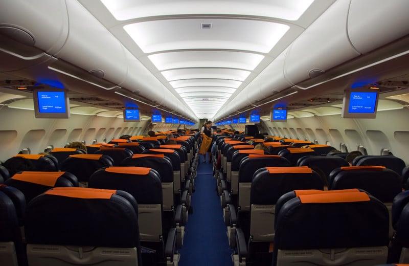 схема самолета аэробус 321