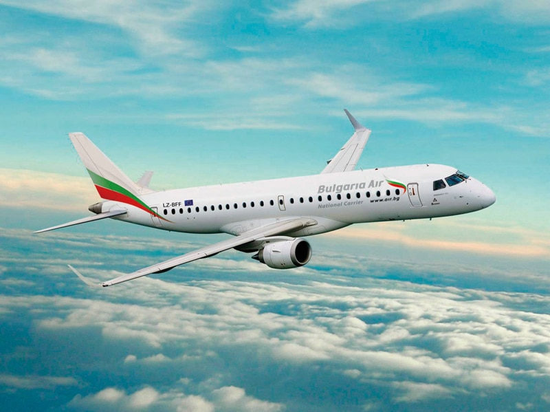 Сколько лететь до Болгарии из Москвы прямым рейсом