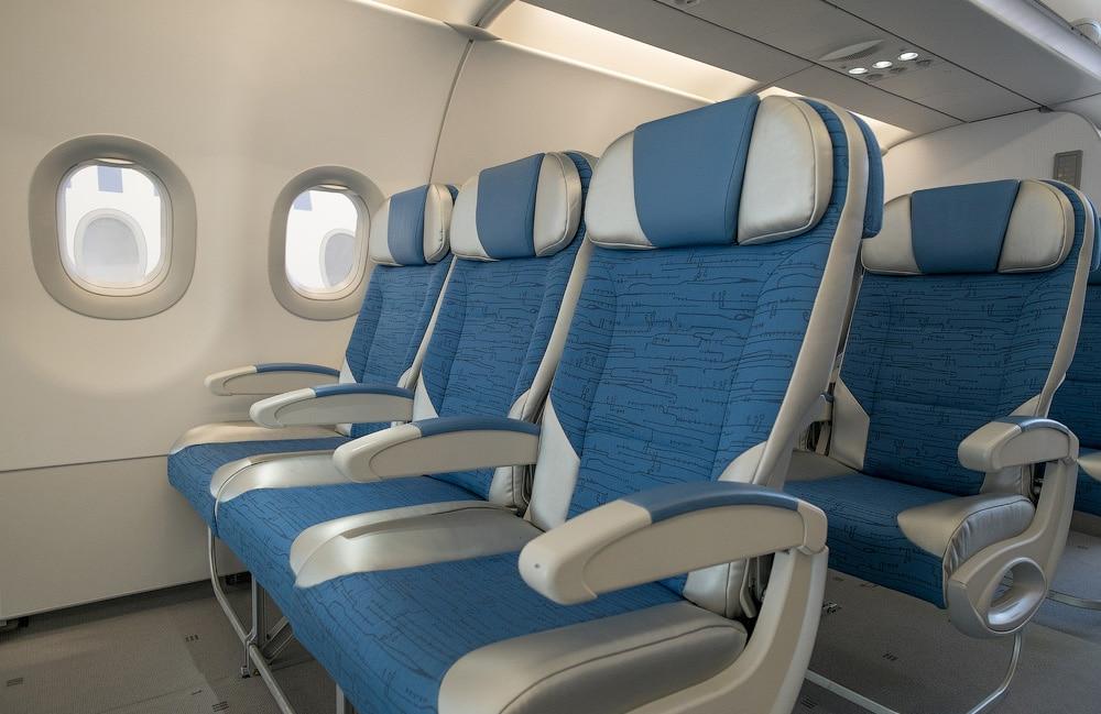 расположение мест в самолете аэробус 320