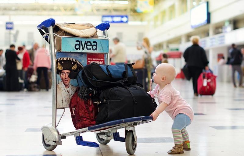 Нормы бесплатного провоза багажа габариты багажа