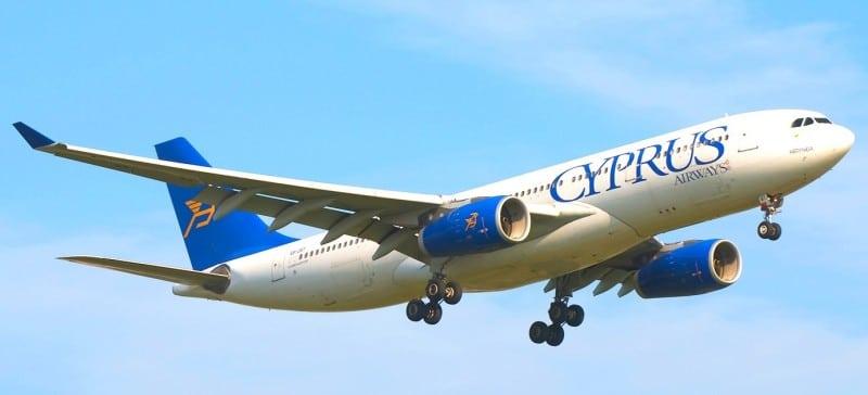 сколько часов лететь из Москвы до Кипра