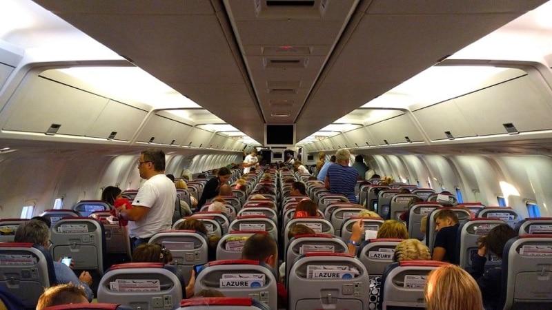 боинг 767-300 Azur Air схема салона лучшие места
