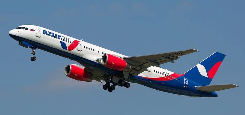 Азур Эйр - молодая развивающаяся авиакомпания
