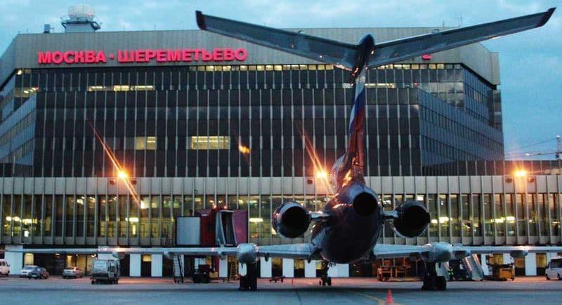 Доехать до аэропорта Шереметьево с Курского вокзала