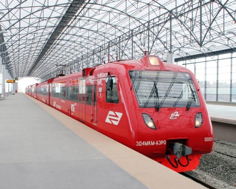 Как добраться с Казанского вокзала до Внуково на аэроэкспрессе