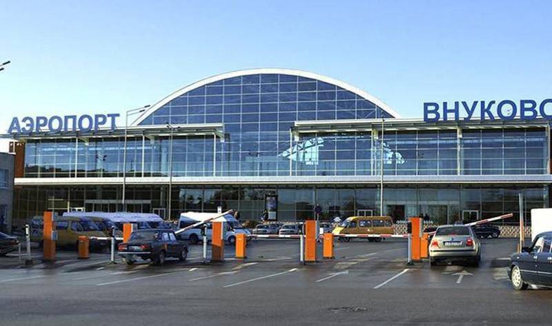 Как доехать от Казанского вокзала до Внуково