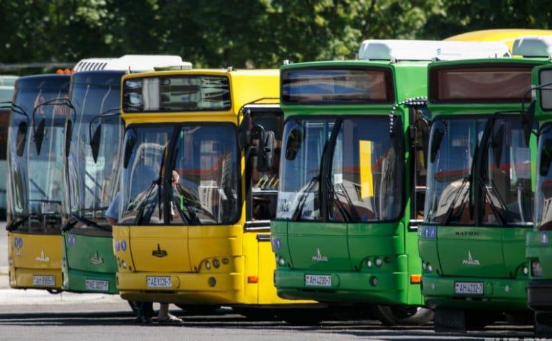 Как добраться из аэропорта Минска до Минска на автобусе