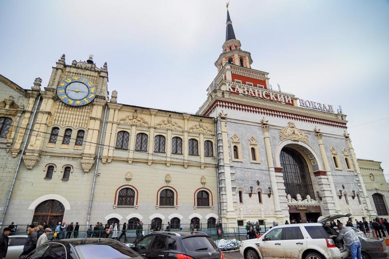 Добраться с Казанского вокзала до аэропорта Домодедово