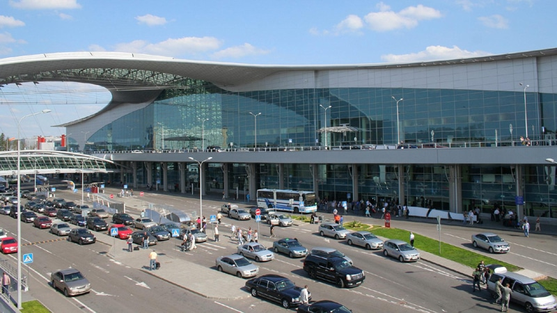Как добраться до терминала Д Шереметьево