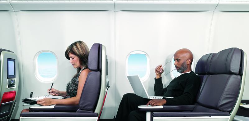 Класс в самолете что это