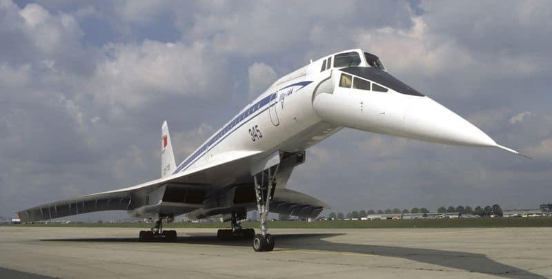 Максимальная скорость самолета