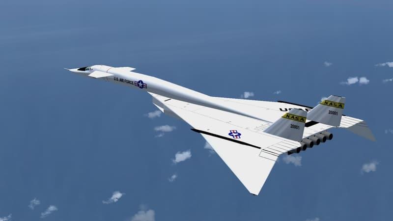 самый быстрый пассажирский самолет в мире