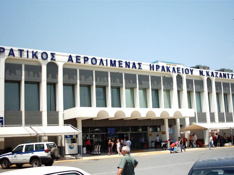 Время полета Москва - Крит