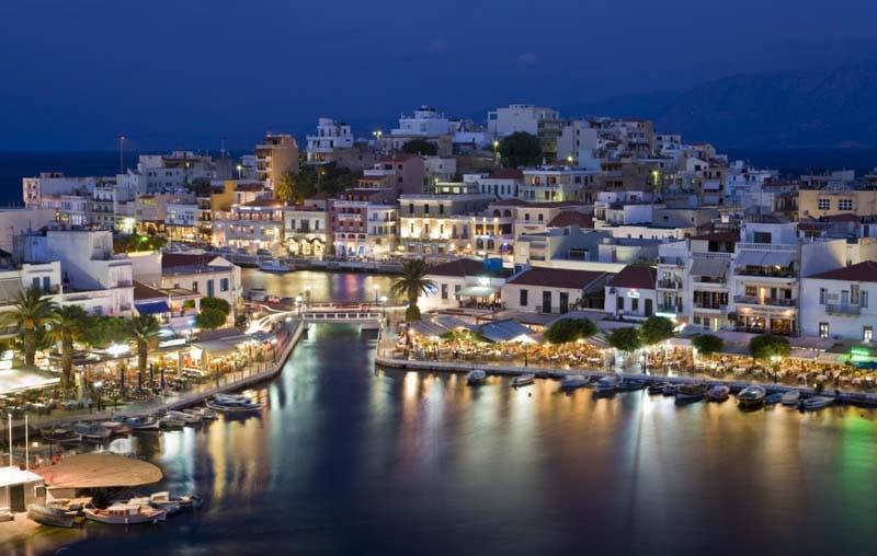 Перелет из Москвы на Крит