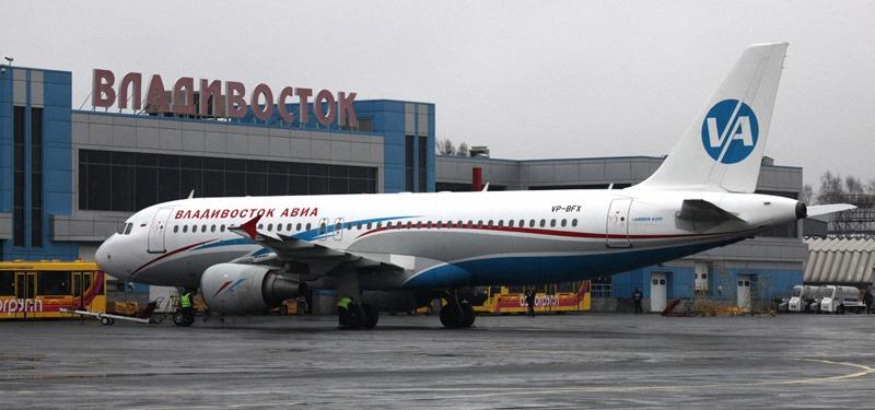 Сколько лететь до Владивостока из Москвы на самоле