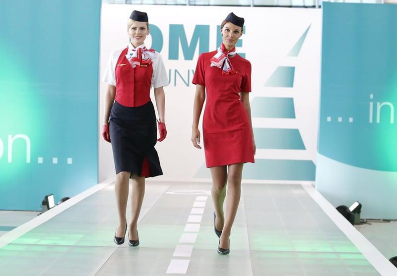 Сколько зарплата у стюардессы в россии в 2018