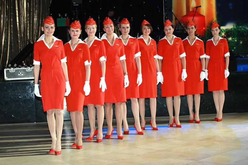 Зарплата бортпроводника в Аэрофлоте
