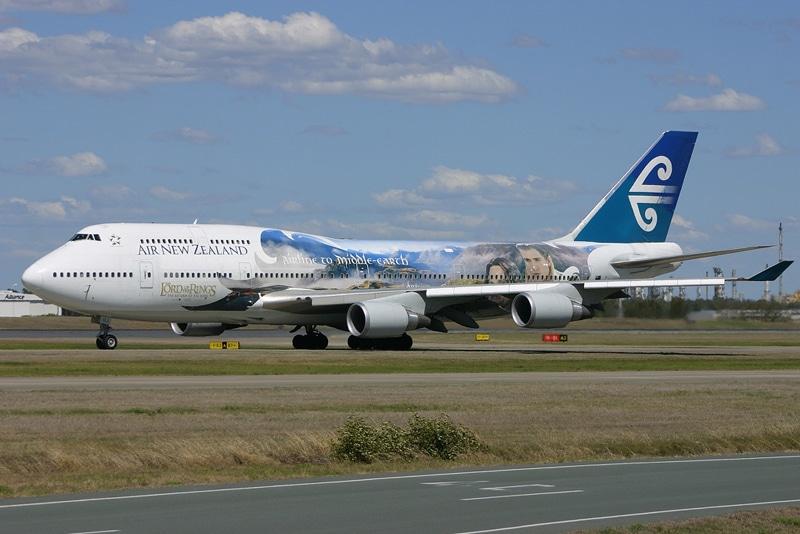 Количество посадочных мест Боинг 747