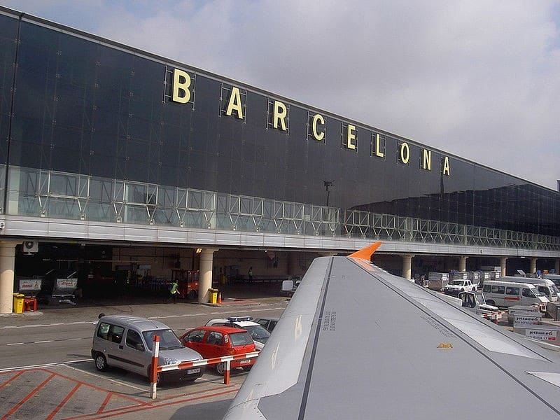 Время полета Москва — Испания